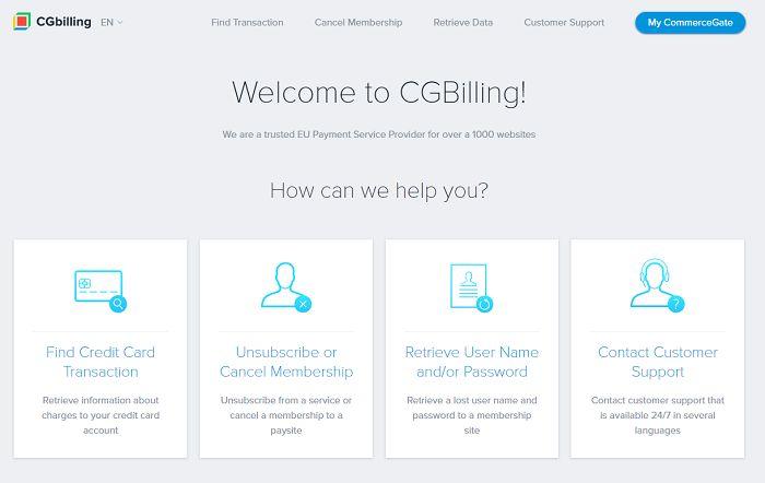 CGBilling.com