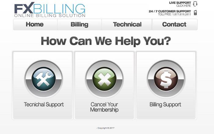 FXBilling.com