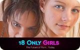 18 Only Girls動画