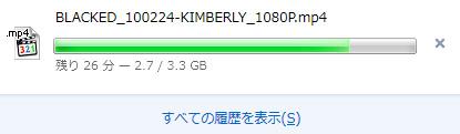 BLACKED 1080p ダウンロード